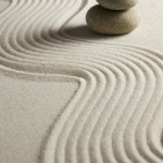 pebbles-and-raked-sand